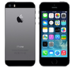 Apple iPhone 5s Space gray | 12/24 mėn garantija* |  4.0