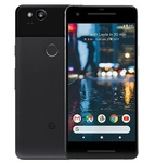Google Pixel 2 4G 64GB black EU just black