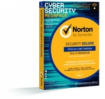 Norton Security 3.0 DELUXE + WiFi Privacy 1.0 PL 1Użytkownik 5Urządzeń 1Rok 21386356 Norton Security 3.0 DELUXE + WiFi Privacy 1.0 PL 1U 5Dvcice 1Year 21386356