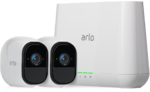 ARLO PRO HD 2 x Camera Smart Security System Wire Free (VMS4230)
