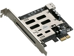 i-tec PCIe to ExpressCard Adapter 34 - 54 mm PCI Express
