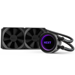 NZXT liquid cooler for CPU/GPU, Kraken X52