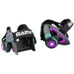 Razor Jetts Electric Heel Wheels  Purple