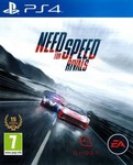 Need for Speed: Rivals žaidimas, skirtas Playstation 4 konsolei