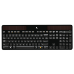 Logitech Wireless Solar Keyboard K750, NORDIC