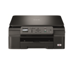 BrotherDCP-J152W Multifunction printer / mono print: 27ppm, color print: 10ppm/ Copy: up to 1200 dpi / Wireless Network Ready