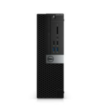 Dell Optiplex 3040 Desktop, SFF, Intel Core i5, i5-6500, Internal memory 4 GB, DDR3L SDRAM, HDD 1000 GB, Intel HD, Tray load DVD Drive (Reads and Writes to DVD/CD), Keyboard language English, Linux