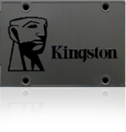 Kingston SSD A400, 120GB, 500/320MB/s, 2,5', SATA