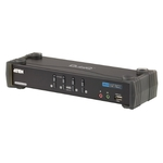 ATEN CS1784A 4-Port DVI USB 2.0 KVMP Switch, 2.1 Surround Sound, nVidia 3D