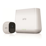 Netgear Arlo Pro Camera VMS4130 Cube, ~1 MP, IP65, H.264