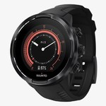 Suunto 9 G1 Baro Black - Durable multisport GPS watch with a long battery life and barometric altitude