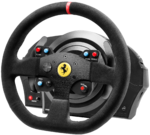 Thrustmaster T300 Ferrari Integral Racing Wheel Alcantara Edition incl. T3PA 3 Pedals Add-On PS4/PC