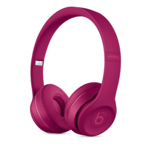 Beats Solo3 Wireless Brick Red On-Ear Headphones | Up to 40 hours of battery Life | Apple W1 Technology | Award-Winning Sound | 5 minute charge = 3 hours of playback