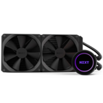NZXT Kraken X62 280mm, Liquid CPU Cooling, Controlled RGB Lighting, Intel Socket: 1151, 2011-3, 2066 AMD Socket: TR4, AM4