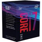 Intel Core i7-8700K, Hexa Core, 3.70GHz, 12MB, LGA1151, 14nm, BOX (be aušintuvo)