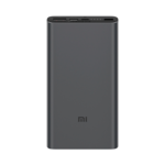 Xiaomi Mi 18W Fast Charge Power Bank 10000 mAh, Black