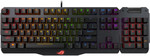 Asus ROG Claymore (EN/RU layout) - World's first RGB mechanical gaming keyboard with a detachable numpad, Aura Sync and Cherry MX RGB switches