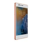Nokia 3 White-copper| DUAL-SIM | 5.0