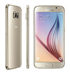"Samsung Galaxy S6 G920F Gold, 5.1 "", Super AMOLED, 2560 x 1440 pixels, Exynos, 7420 Octa, Internal RAM 3 GB, 32 GB, Single SIM, Nano-SIM, 3G, 4G, Main camera 16 MP, Second camera 5 MP, Android, 5.0.2, 2550 mAh, Warranty 24 month(s)"