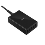 Acme Wall charger CH208  5 x USB Type-A, Black, DC 5 V, 8 A (40 W)