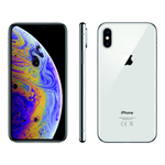 "[pažeista pakuotė] Apple iPhone XS Silver, 5.8 "", Super AMOLED, 1125 x 2436 pixels, Apple, A12 Bionic, Internal RAM 4 GB, 256 GB, Single SI"