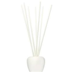 Mr&Mrs Fiber sticks for ICON reed diffuser JSTICICW65 10 pc(s), Height 65 cm, White