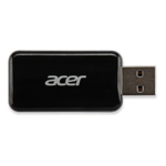 ACER USB Wireless Adapter schwarz. Dual Band EU type to all Acer Projectors