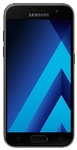 "Samsung Galaxy A3 (2017) Black | Galaxy Care | 4.7"" HD 720x1280 