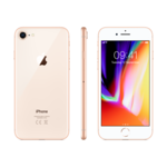 Apple iPhone 8 64GB Gold | 12/24 mėn. garantija* | 4,7