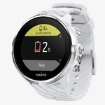 Suunto 9 G1 White - Durable, streamlined multisport GPS watch with a long battery life
