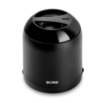 Acme SP104B Muffin Bluetooth speaker / Black 1, Yes, 3 W