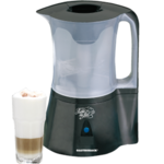 Gastroback 42410 Black, 550 W, Milk frother