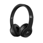 Beats Solo3 Wireless Black On-Ear Headphones | Up to 40 hours of battery Life | Apple W1 Technology | Award-Winning Sound | 5 minute charge = 3 hours of playback