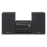 Panasonic CD Micro System SC-PM250EG-K Bluetooth, CD player