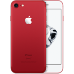 Apple iPhone 7 256GB RED Special Edition | 12/24 mėn. garantija* | 4,7