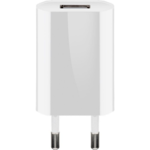 Goobay 43748 USB charger 1 A, white