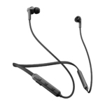 MEE audio N1 Bluetooth Wireless Neckband In-Ear Headphones with built-in microphone and intuitive 3-button remote