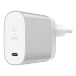 Belkin BOOST↑CHARGE 27-W USB-C-Power Delivery Home Charger F7U060vf-SLV Silver
