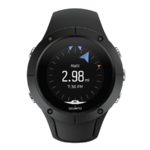 Suunto Spartan Trainer Wrist HR Black Slim and lightweight GPS sports watch for versatile training and active lifestyle