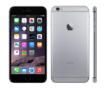 Apple iPhone 6 Plus 64GB Space Grey Premium Atnaujintas