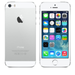 Apple iPhone 5s Silver | 12/24 mėn garantija* |  4.0
