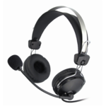 A4Tech ComfortFit Stereo HeadSet HS-7P 3.5mm, Built-in microphone