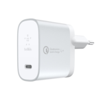 Belkin QC4+27W USB-C Home Charger + USB-C to C Cable F7U074vf04-SLV