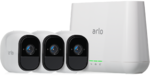 ARLO PRO HD 3 x Camera Smart Security System Wire Free (VMS4330)