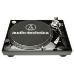 Audio Technica AT-LP120USBCBK 3-speed, fully manual operation, USB port