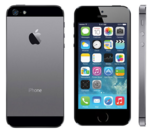 Apple iPhone 5s Space gray | 4.0