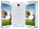 SAMSUNG Galaxy S4 White 4.99inch sAmoled HD Android 4.2 16GB internal + micro SD slot 13MP + 2.1MP camera NFC Smart Call