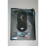 SALE OUT. AULA Tantibus Gaming Mouse Aula Black, DAMAGED PACKAGING, 125 Hz