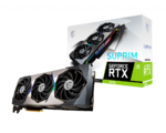 MSI GEFORCE  RTX 3070 SUPRIM 8GB GDDR6