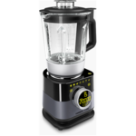 Carrera Blender 655 Stainless steel / black / Transparent, 1500 W, Glass, 1.75 L, Ice crushing, 20,000 RPM